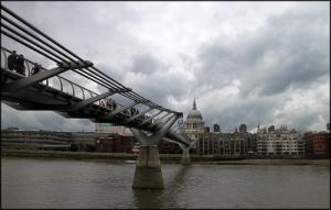 Paisagem Urbana/Millennium Bridge