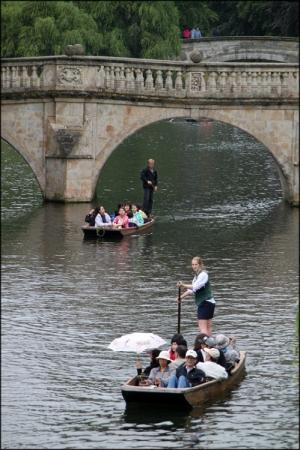 Gentes e Locais/Punting no rio Cam