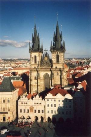 /Igreja em Praga