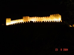 /Castelo by night