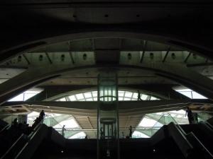 Paisagem Urbana/A Gare