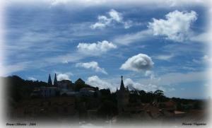 Paisagem Urbana/Nuvens Viajantes