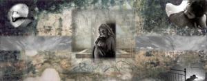 Arte Digital/Aparição de Fátima (Negra)