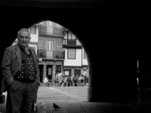 /Velhote em Guimarães