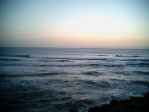 /Pôr-do-Sol na Praia da Barra