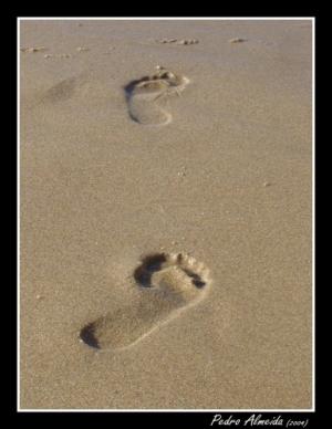 /Walking Alone...