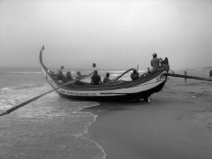 """Outros/""""Barco ao mar..."""""""