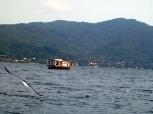/Rumo ao barco