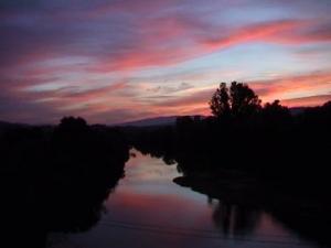 /O rio e o Ceu