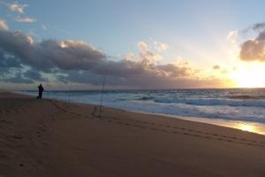 Paisagem Natural/Pesca do Sol
