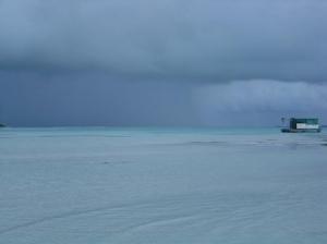 Paisagem Natural/a tempestade a passar... por perto.