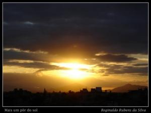 Paisagem Urbana/Mais um pôr do sol