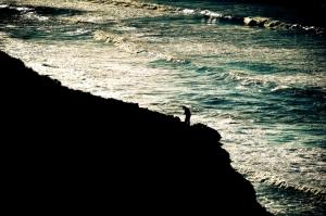 Gentes e Locais/O pescador e o mar