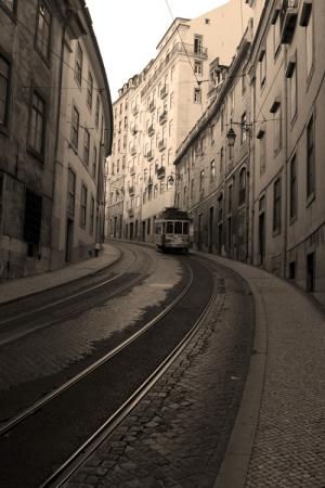 Paisagem Urbana/lisbo antiga