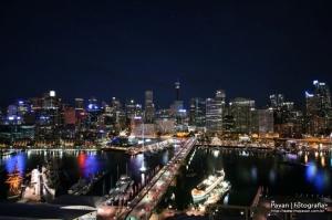Paisagem Urbana/Mar de luzes | Harbor Bay Sidney