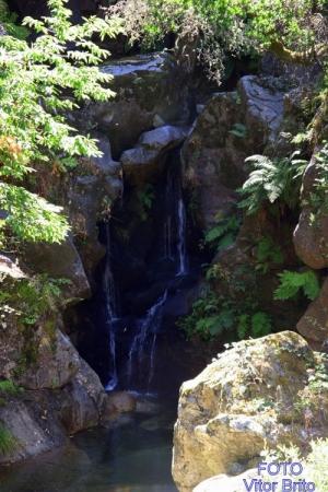 Paisagem Natural/Cascata-Ribeira da Caniça