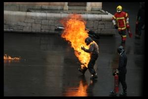 Espetáculos/Fireman
