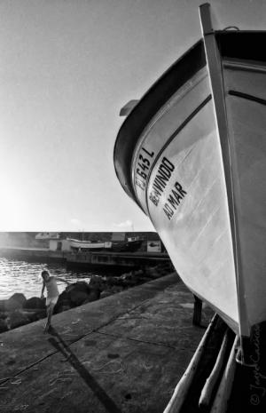 Gentes e Locais/Welcome to the sea...