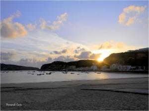 Outros/Quand vient la fin de l'été, sur la plage
