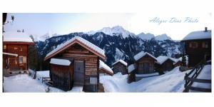 Paisagem Natural/Alpes Suiços