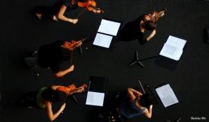 Espetáculos/Violinos