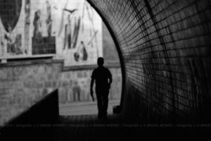 /No túnel