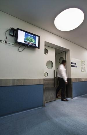 Gentes e Locais/In The Hospital...