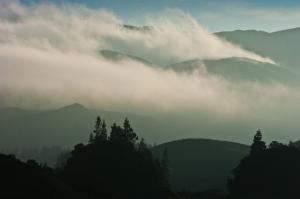 Paisagem Natural/Castelos de nuvens