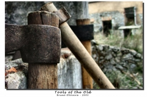 História/Tools of the Old