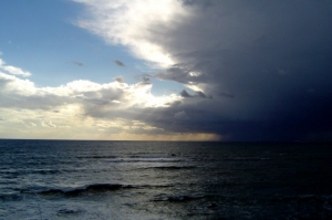 Paisagem Natural/The storm is coming