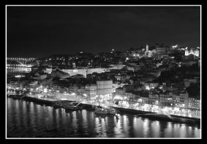 Paisagem Urbana/Porto by Night