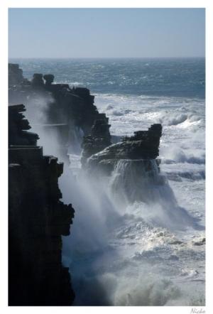 /Quando o mar bate...