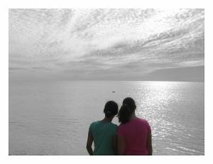 """Gentes e Locais/""""Olhando o horizonte..."""""""