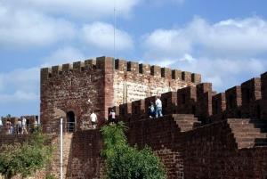 História/Muralhas do Castelo de Silves
