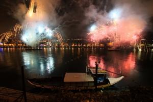 Espetáculos/Fogo no rio