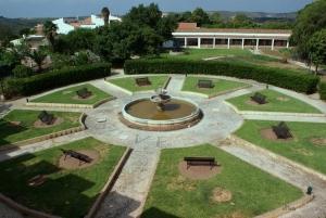 História/Através das ameias do Castelo de Silves...
