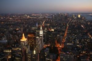 Paisagem Urbana/Manhattan