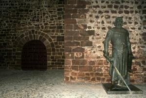 História/D. Sancho I e Porta do Castelo de Silves...