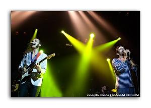 Espetáculos/Samuel e Manel