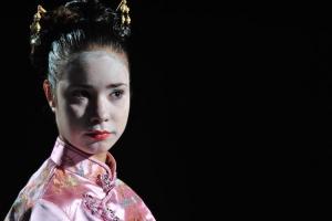 """Retratos/""""geisha"""""""