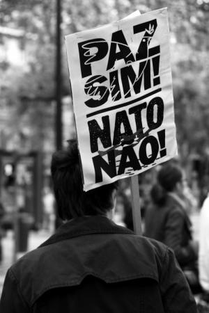 Fotojornalismo/NATO NÃO VII