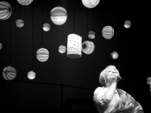 Espetáculos/Tonicha na Trindade