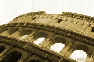 Gentes e Locais/Ave Caesar | Coliseum | Rome
