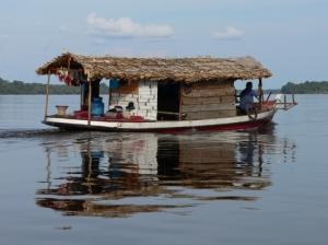 Gentes e Locais/O Povo das Águas - Amazónia