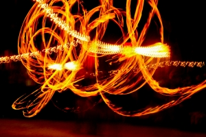 Abstrato/Fire Dance