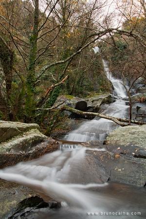 Paisagem Natural/Cascatas - Monte Sete