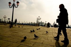 Gentes e Locais/The morning walk