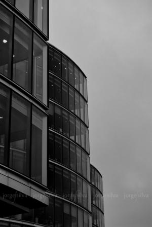 Paisagem Urbana/Londres minimal