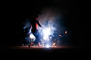 Espetáculos/Fire fight
