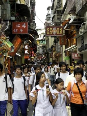 Gentes e Locais/Macau. Nova Aposta